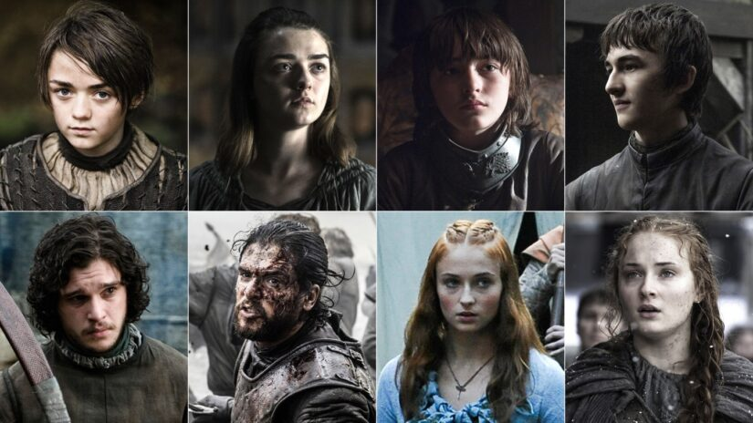 Find Out Which Among Starks was the Most Courageous?